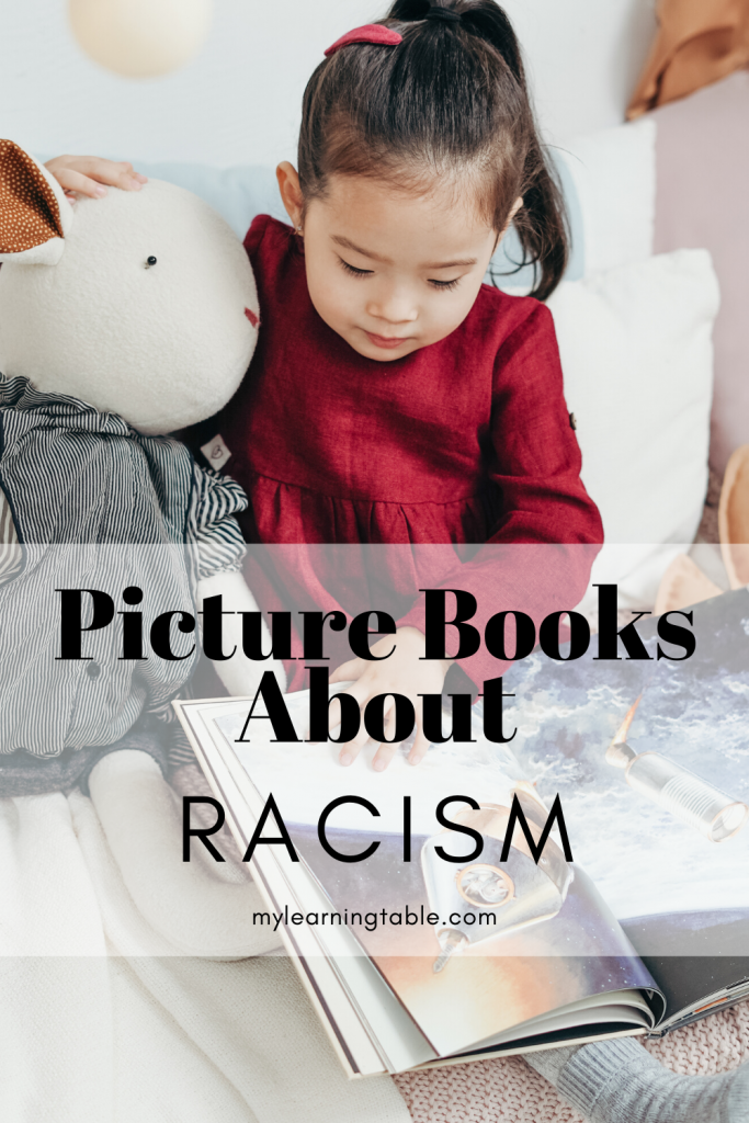 Diverse picture books should be a part of every child's library, and these picture books about racism are especially timely.
