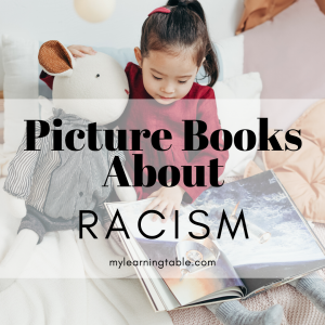 picture books about racism