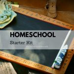 Homeschool starter kit